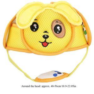 Infant Baby Toddler Safety Head protection casque enfants chapeau pour marcher rampant