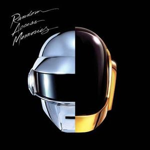 CD TECHNO - ELECTRO Random access memories by Daft Punk
