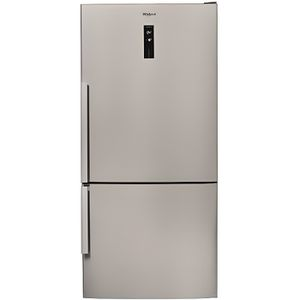 RÉFRIGÉRATEUR CLASSIQUE WHIRLPOOL Réfrigérateur combiné W84BE72X • Réfrigé