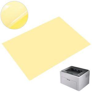 PAPIER IMPRIMANTE YM Pr Laser A4 Imprimante Papier Autocollant Effac