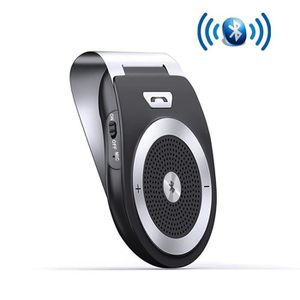 KIT BLUETOOTH TÉLÉPHONE Kit Mains Libres pour Voiture Bluetooth 4.1, Allum