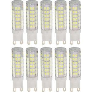 AMPOULE - LED Elinkume Ampoule LED 10x G9 5W équivalent à 40W Bl