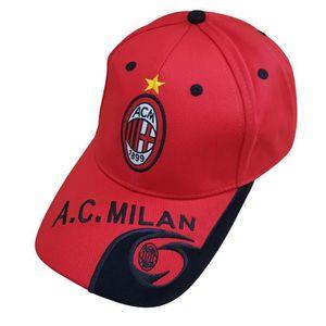 Casquette officielle Adulte unisexe AC Milan