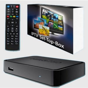 BOX MULTIMEDIA Réseau HD système STB Linux