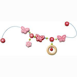 POUSSETTE  Activité d'éveil pour poussette : Papillons féé...