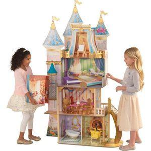 MAISON POUPÉE Château Disney Princess Royal Celebration 3 - 6 an