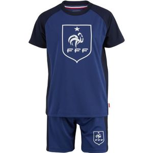 MAILLOT DE FOOTBALL Maillot + short FFF - Collection officielle Equipe