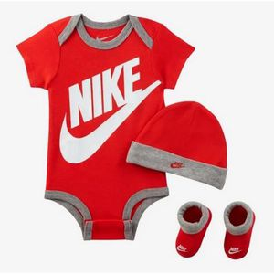 BODY Coffret Cadeau Ensemble vêtements Naissance Nike B