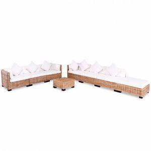 SALON DE JARDIN  ICAVERNE - Ensembles de meubles de salon-séjour Ma