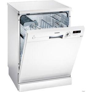 LAVE-VAISSELLE SIEMENS SN215W02AE - Lave vaisselle posable - 12 c
