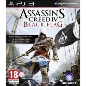 JEU PS3 Assassin's Creed 4 - Black Flag PS3