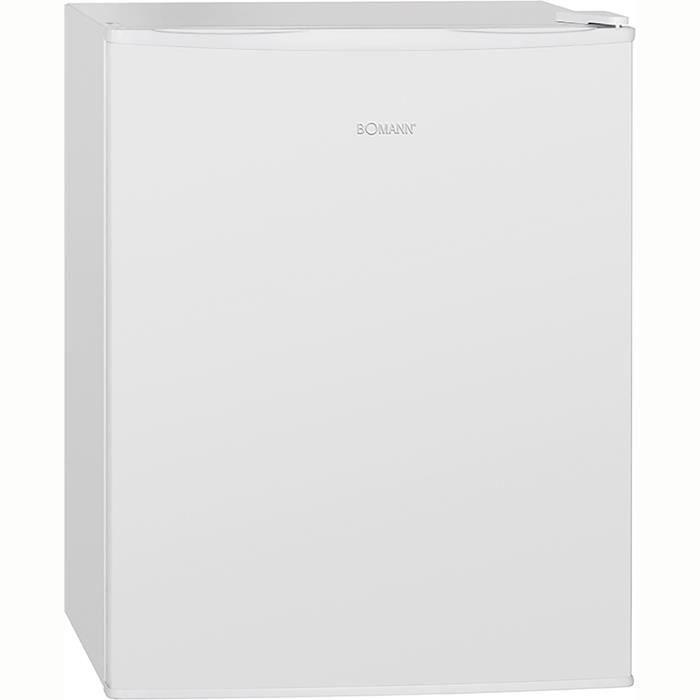 Mini Congélateur 42L, Classe Énergétique E, Congélo Petite, Silencieux, Glaçons Bomann GB 7236 60W Blanco 772360