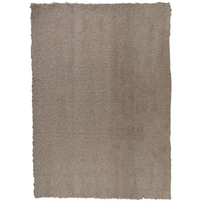 Esschert Design tapis de jardin 140 x 200 cm polypropylène/latex marron