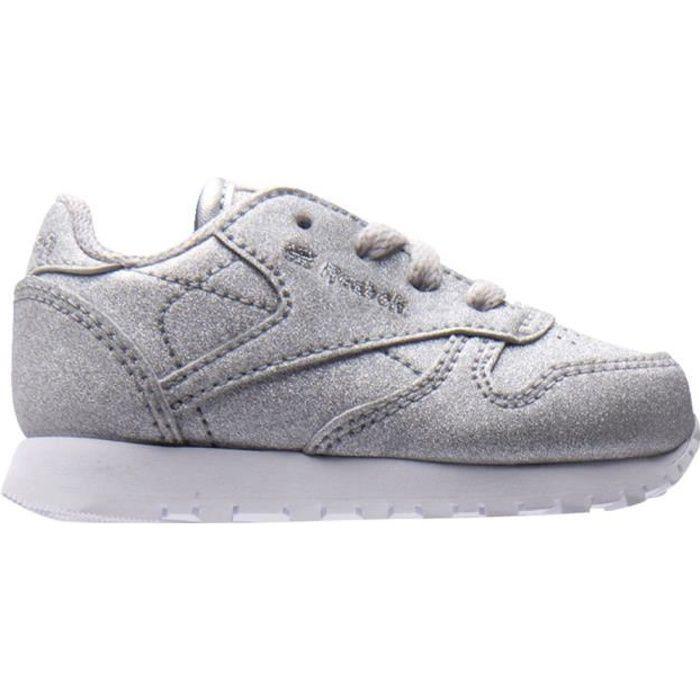 Chaussures enfant Chaussures de tennis Reebok Classics Leather Syn Infant
