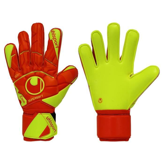 UHLSPORT DYNAMIC IMPULSE SUPERSOFT Gants de gardien de but