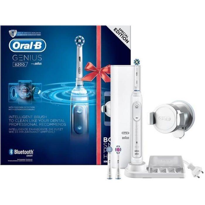 ORAL-B Genius 8200 Brosse à dents électrique