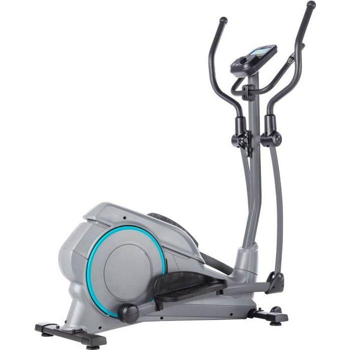 Skandika Hjemme - Vélo elliptique crosstrainer - Inertie18 kg- 20 Prog - Max 150 kg - Bluetooth - Compatible App