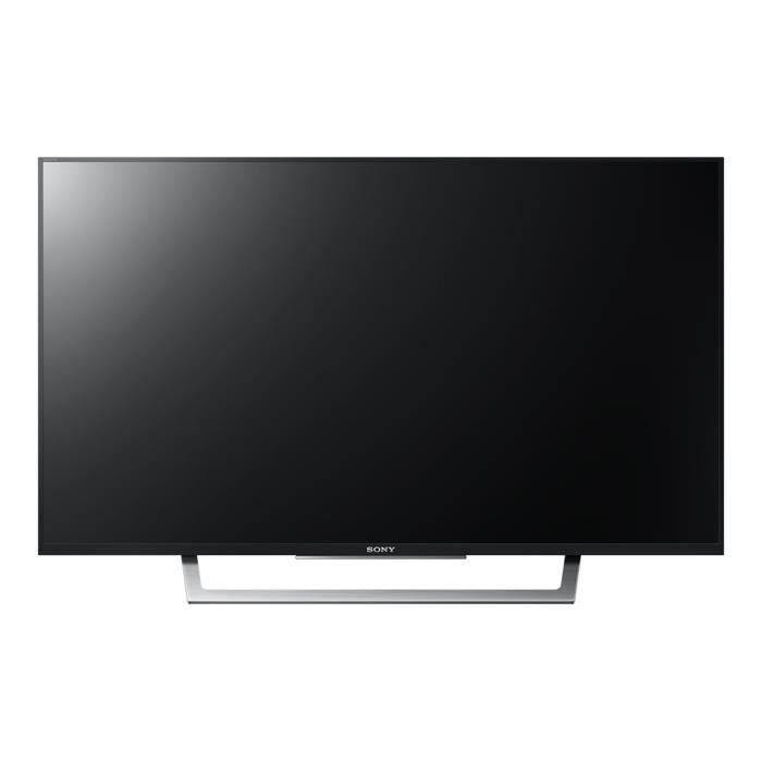 Sony KDL-43WD755 - Classe 43- - BRAVIA WD755 Series TV LED - 1080p (Full HD) - système de rétroéclairage en bordure par DEL Edge