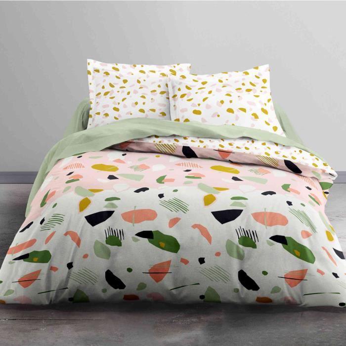 Parure de lit Today Sunshine Kawaii 100% coton - taille:240 x 260 cm