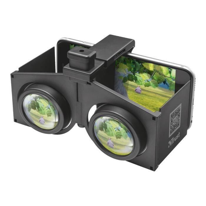 TRUST Pixi 3D VR Glasses - Casque VR Pliable
