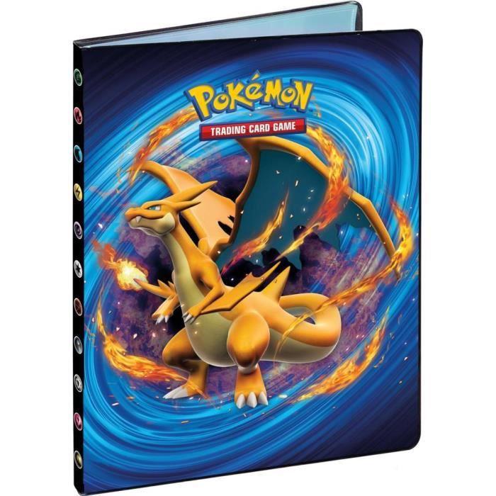 CARTE A COLLECTIONNER Cahier range-cartes Pokémon XY 12 - 180 cartes