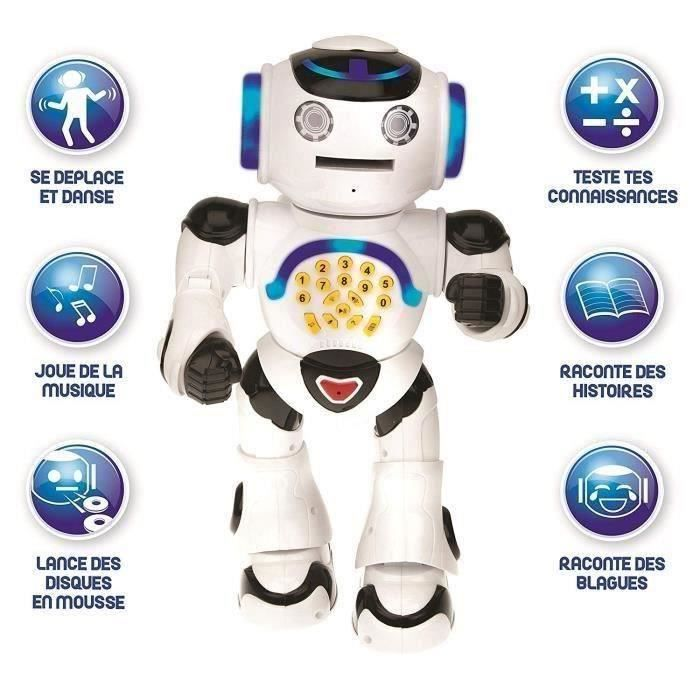 BRICALAGE - STABLES Robot Educational Interactive - 4 ans et plus