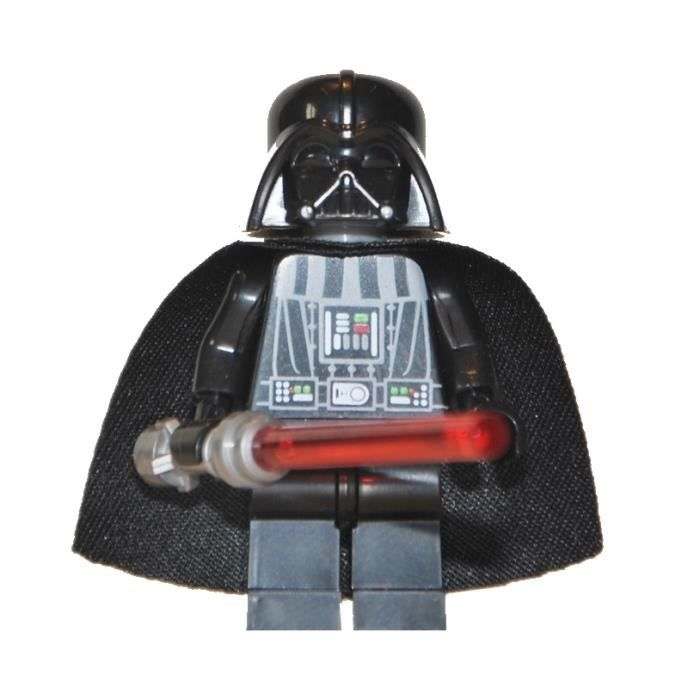 Figurine compatible lego star wars dark vador achat - Personnage star wars lego ...