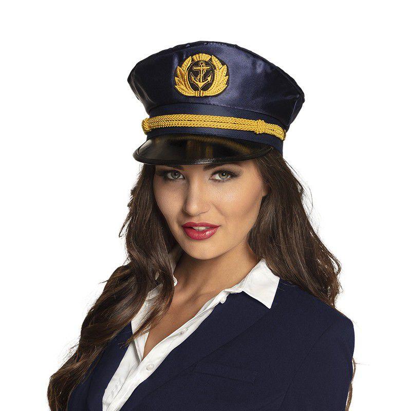 casquette femme officier