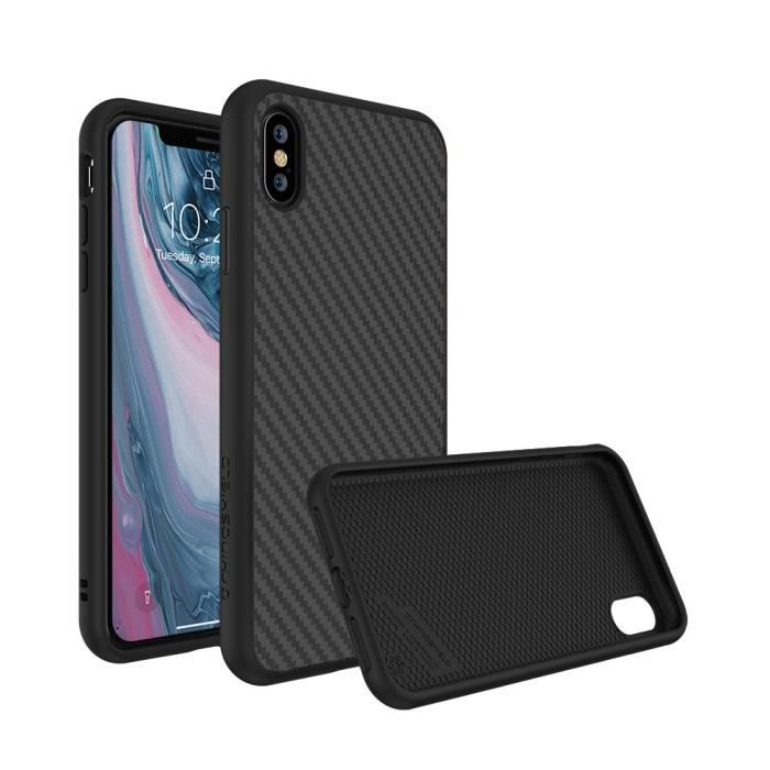 coque en carbone iphone xs