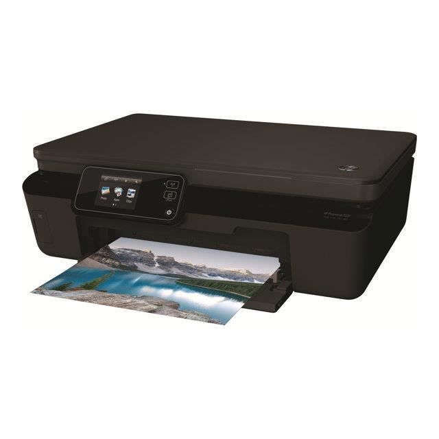 hp photosmart 5520 e all in one photocopieuse achat. Black Bedroom Furniture Sets. Home Design Ideas
