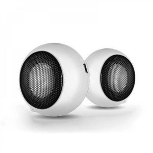 ENCEINTE NOMADE Classe Portable Enceinte blanc Electronique LED Mi