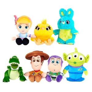 PELUCHE Toy Story 4 personnage jouets en peluche: Woody
