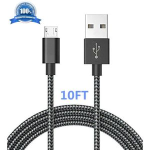 JEU POUR TELEPHONE Câble USB Mirco, chargeur Android Chargeur Android