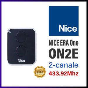 TÉLÉCOMMANDE DOMOTIQUE  Nice ON2E, NICE ERA One 2-canaux, 433.92 Mhz émett