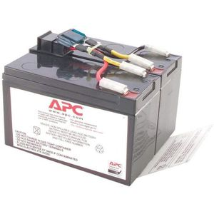 BATTERIE VÉHICULE Onduleurs et accessoires APC RBC48 - Batterie de r