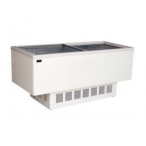 CONGÉLATEUR COFFRE Congelateur Vitre - 526 L - Combisteel
