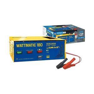 CHARGEUR DE BATTERIE CHARGEUR DE BATTERIE GYS WATTMATIC 180 6/12 VOLTS