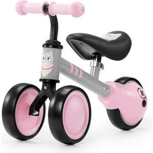 DRAISIENNE KINDERKRAFT Mini vélo Draisienne CUTIE Rose - 3 ro