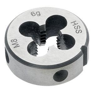 Fili/ère en acier rapide M16/x 2,0/molettes pour coupe-tube D/écouper Uppe kluppe de filetage DIN 223/filetage /à gauche filetage /à gauche