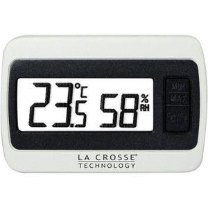 THERMOMÈTRE - BAROMÈTRE La Crosse Technology WS7005-WHITE mini thermomètre