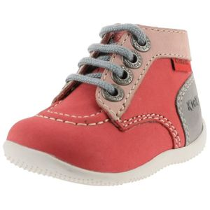 BOTTINE bottines / boots bonbon mixte enfant kickers 44682
