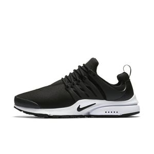BASKET Nike Air Presto Essential Noir