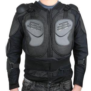 GILET DE PROTECTION Novatech Moto Veste Armure HX-p13 Protection Du Co