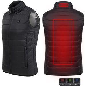 Coussin Chauffant ODY Warmer l/éger USB Rechagable Soulagement des douleurs dorsales Chauffage Taille Chaude Gilet Chauffant /électrique