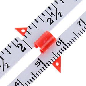 Tricoter Accessoires Aiguille Gauge Pouces R/ègle Outil De Taille Mesure Outils De 1pc /À Tricoter Gauge Aiguille