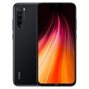 SMARTPHONE Xiaomi Redmi Note 8 Noir 128 Go Rom
