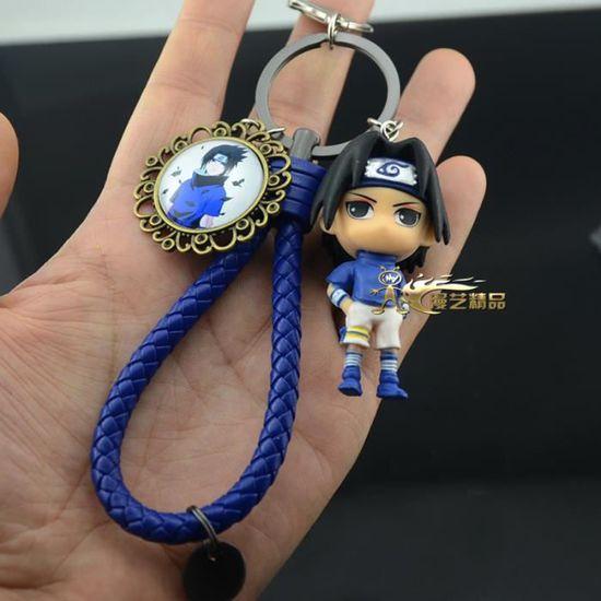 6 cm Naruto Porte-clés Figurine 3D Haku