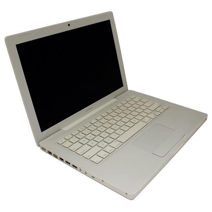 Apple MacBook 4.1 A1181 13,3 pouces 2,1 GHz - 2008
