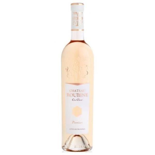 6x Château Roubine Premium - Cru Classé - Rosé - Côtes de Provence - 2018