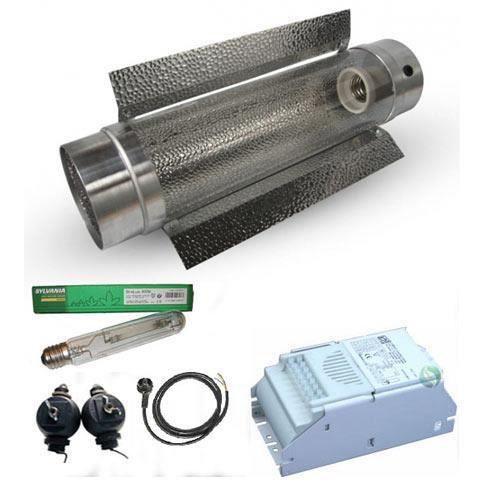 Kit Cooltube 125mm HPS-MH 400W Philips HPS 400W Greenpower